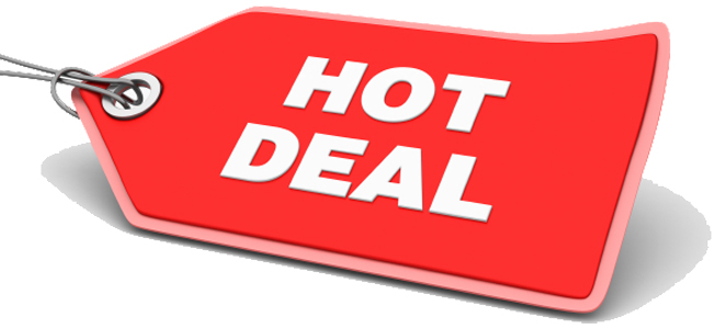 * Hot Deals! *