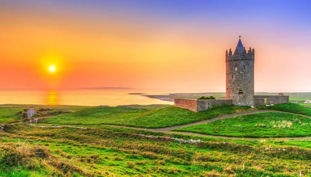 Ireland - 8 Days