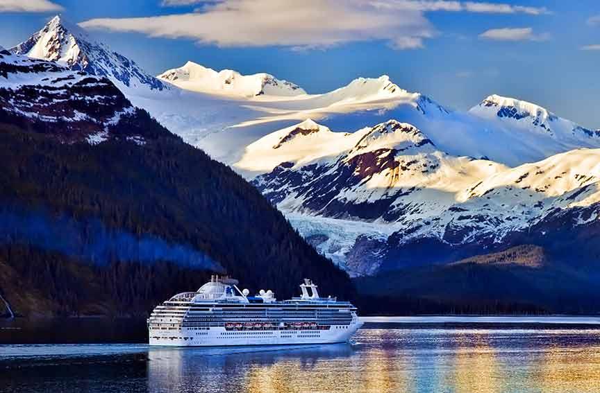 Canadian Rockies & 7 Nights Alaska Cruise - 15 Days