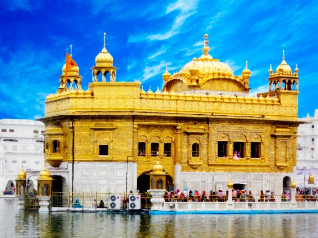 North India - Golden Triangle & Amritsar Golden Temple - 13 Days